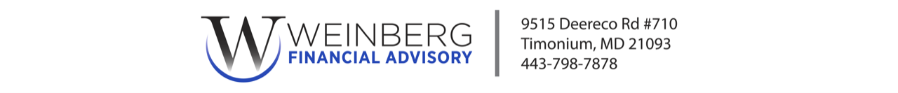 Weinberg Financial Advisory